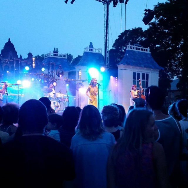 Just saw Lake Street Dive in concert in Portsmouth andhellip